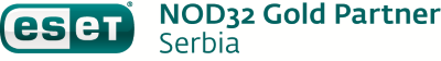 ESET NOD32 Gold Partner Serbia